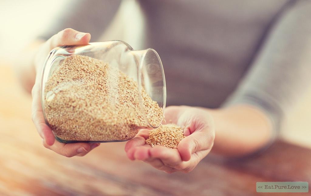 Quinoa van Nederlandse bodem!