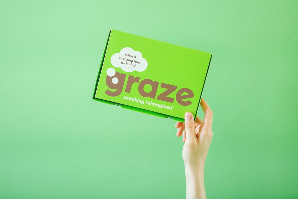 Graze heeft dé oplossing voor gezond snacken!